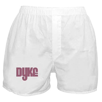 Pink Dyke Boxer Shorts