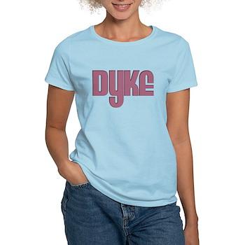 Pink Dyke Women's Light T-Shirt