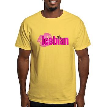 Lipstick Lesbian Light T-Shirt