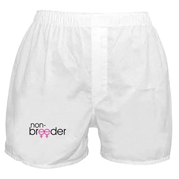 Non-Breeder - Female Boxer Shorts