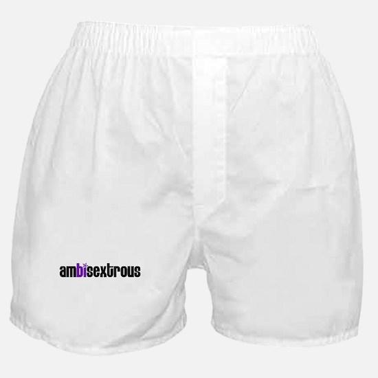 Ambisextrous Boxer Shorts