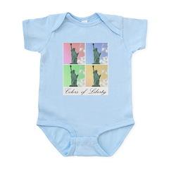 Statue of Liberty Infant Creeper