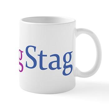Fag Stag Mug