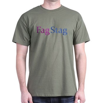 Fag Stag Dark T-Shirt