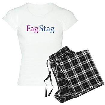 Fag Stag Women's Light Pajamas