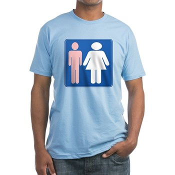 FAG HAG Sign Fitted T-Shirt