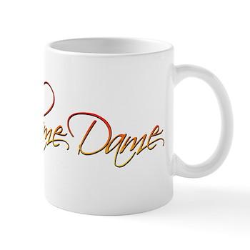 Flame Dame Mug