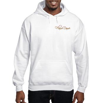 Flame Dame Hooded Sweatshirt