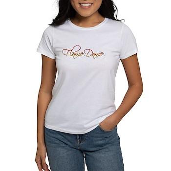 Flame Dame Women's T-Shirt