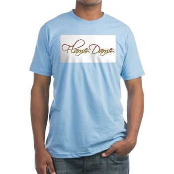 Flame Dame Fitted T-Shirt