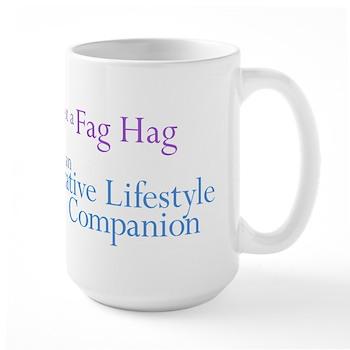 Alt. Lifestyle Companion Large Mug
