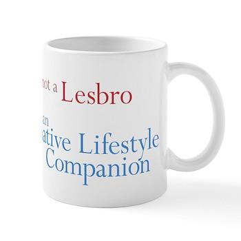 Alt. Lifestyle Companion Mug