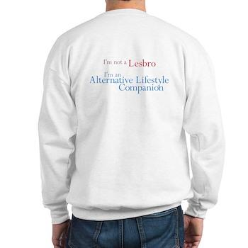 Alt. Lifestyle Companion Sweatshirt