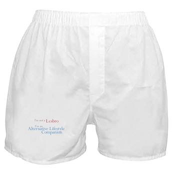 Alt. Lifestyle Companion Boxer Shorts