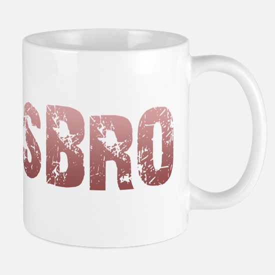 Red Lesbro Mug