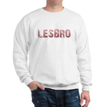 Red Lesbro Sweatshirt