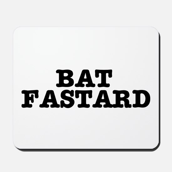BAT FASTARD 2 Mousepad