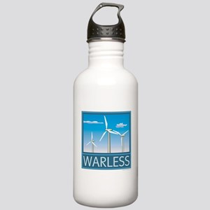 Windpower No War Stainless Water Bottle 1.0L