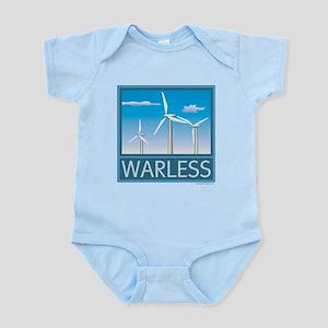 Windpower No War Infant Bodysuit