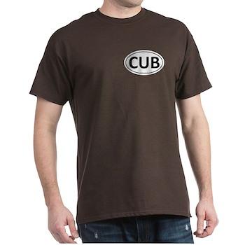 CUB Euro Oval Dark T-Shirt