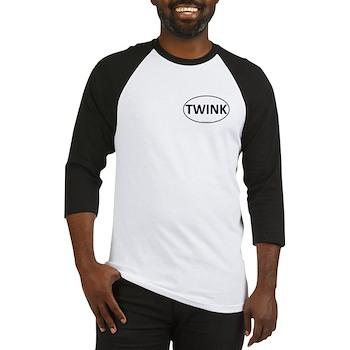 TWINK Euro Oval Baseball Jersey