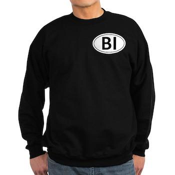 BI Euro Oval Dark Sweatshirt