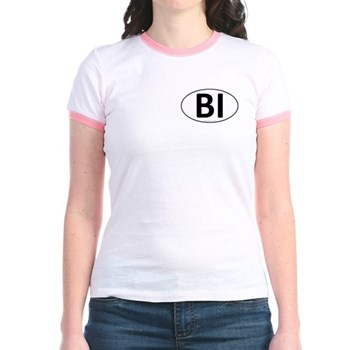 BI Euro Oval Jr. Ringer T-Shirt
