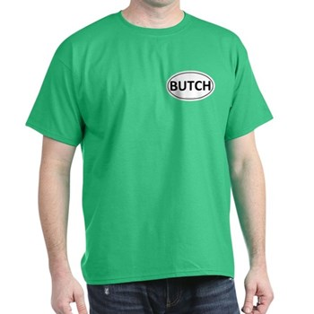 BUTCH Euro Oval Dark T-Shirt