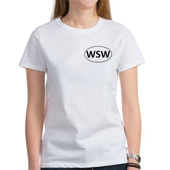 WSW Euro Oval Women's T-Shirt