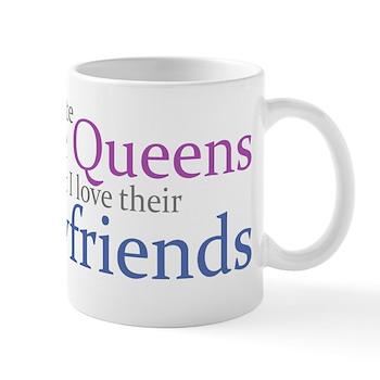 I Hate Size Queens Mug