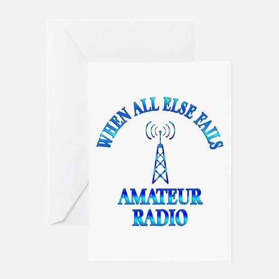 Amateur Radio Greeting Card