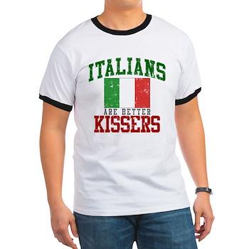 Italians Are Better Kissers Ringer T