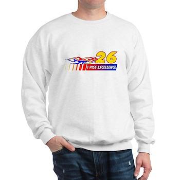 I Piss Excellence Sweatshirt