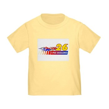 I Piss Excellence Toddler T-Shirt