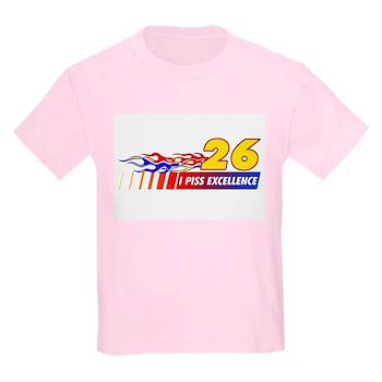 I Piss Excellence Kids Light T-Shirt