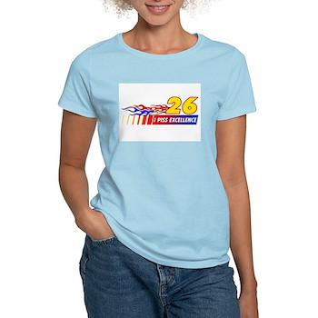 I Piss Excellence Women's Light T-Shirt