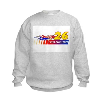 I Piss Excellence Kids Sweatshirt