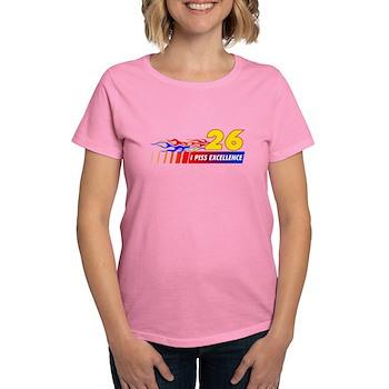 I Piss Excellence Women's Dark T-Shirt