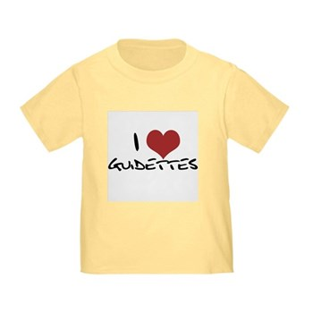 I Heart Guidettes Toddler T-Shirt