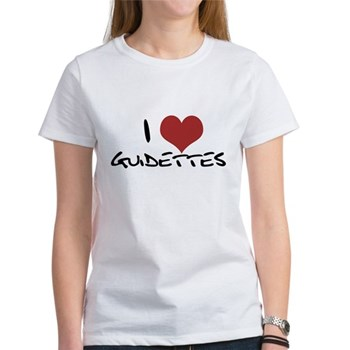 I Heart Guidettes Women's T-Shirt