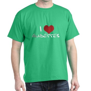 I Heart Guidettes Dark T-Shirt