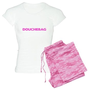 Douchebag Women's Light Pajamas