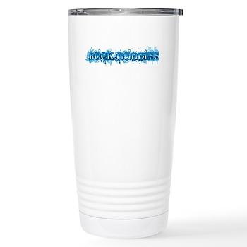 Rock Goddess Stainless Steel Travel Mug
