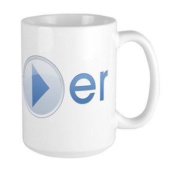 Player Large Mug