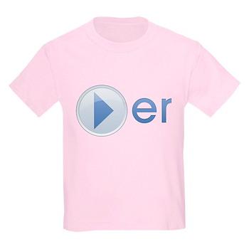 Player Kids Light T-Shirt