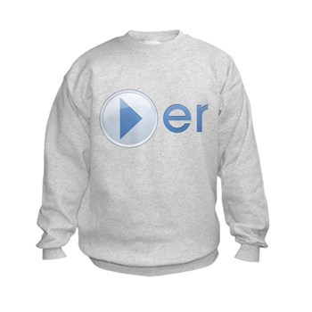 Player Kids Sweatshirt