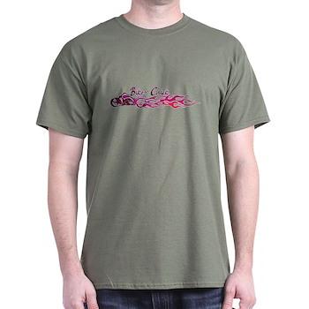 Biker Chick Dark T-Shirt