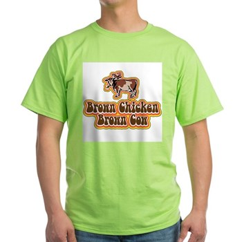 Brown Chicken Brown Cow 2 Light T-Shirt