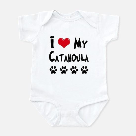 Catahoula Infant Bodysuit