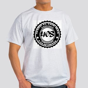 Made in the 408 - Ash Grey T-Shirt